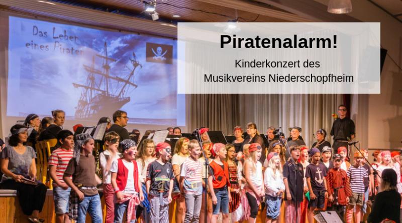 Piratenalarm! Musikverein Niederschopfheim