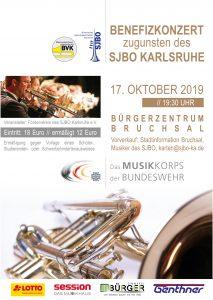 Plakat Das Musikkorps der Bundeswehr