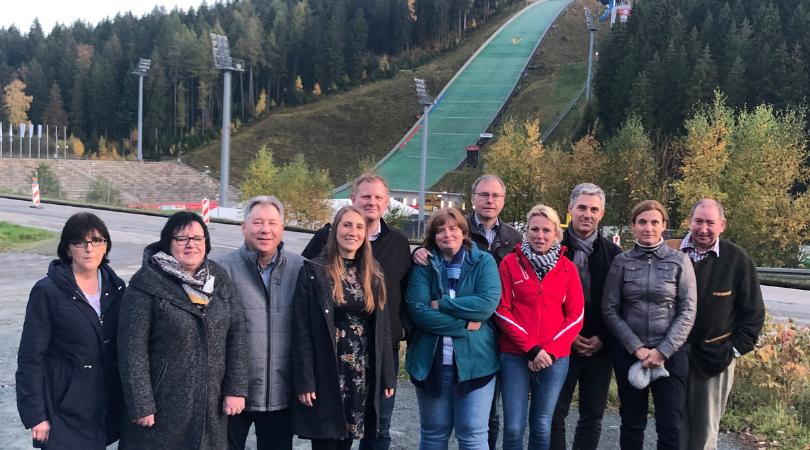 Skischanze Klingenthal
