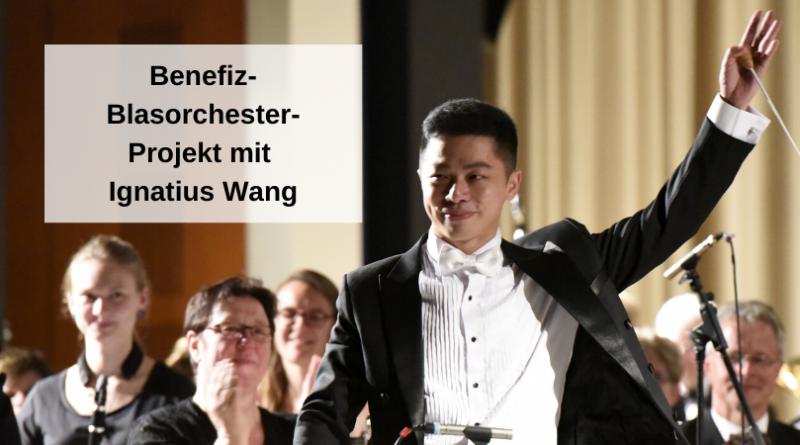 Ignatius Wang Benefizkonzert