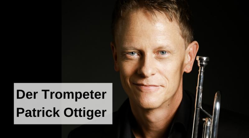 Der Trompeter Patrick Ottiger