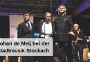 Ein musikalischer Genuss von und mit Johan de Meij