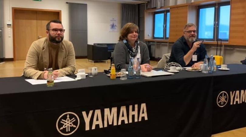 Yamaha Blasorchester Challenge Juroren