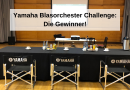Yamaha Blasorchester Challenge – Die Gewinner!