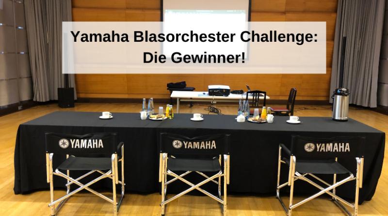 Yamaha Blasorchester Challenge