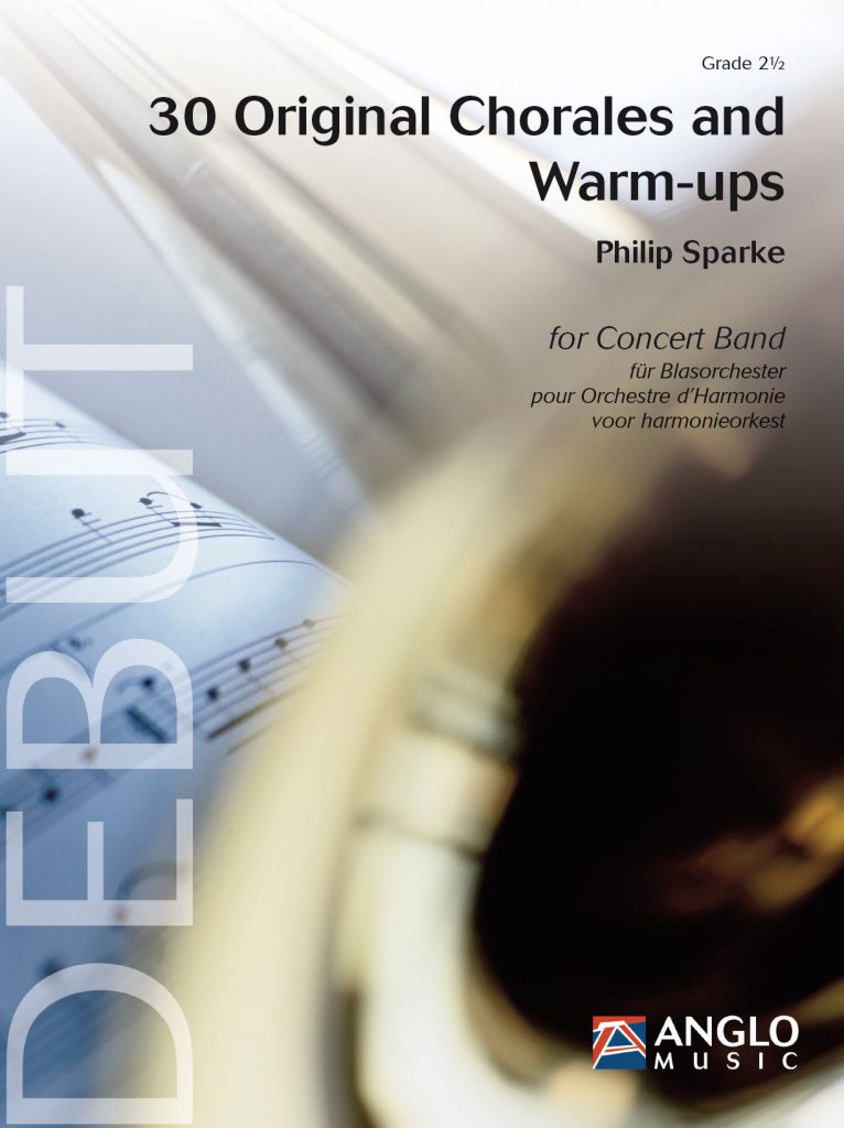 30 Original Chorales and Warm-ups_Sparke