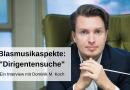 """Blasmusikaspekte: """"Dirigentensuche"""""""