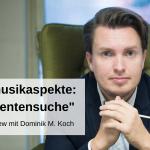 Blasmusikaspekte Dirigentensuche