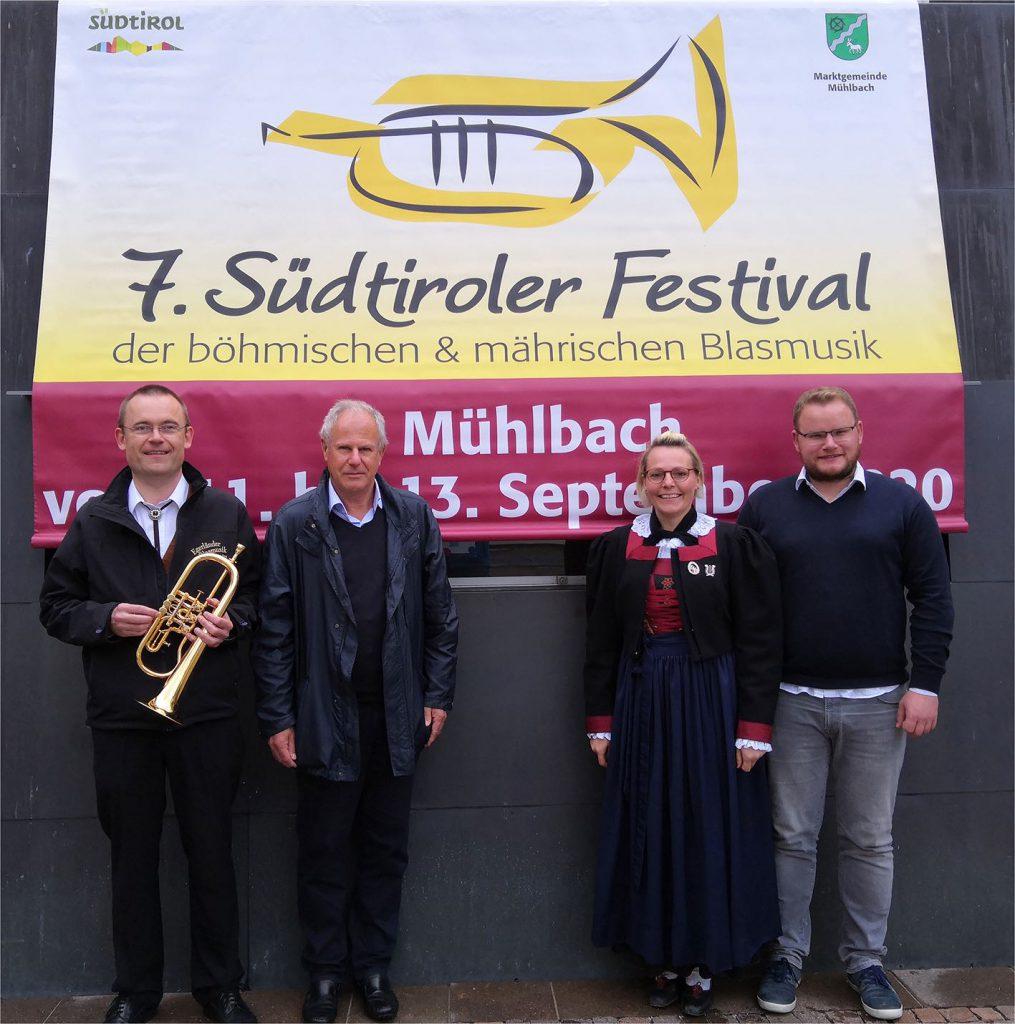 Südtiroler Festival der böhmischen und mährischen Blasmusik