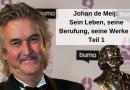 Johan de Meij – Sein Leben, seine Berufung, seine Werke – Teil 1