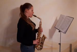 Selina vom Stadtorchester Buchholz