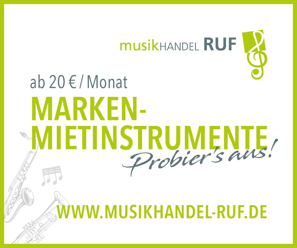 Musikhandel Ruf