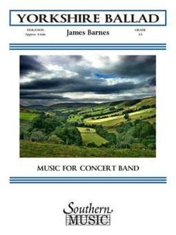 Yorkshire Ballad James Barnes