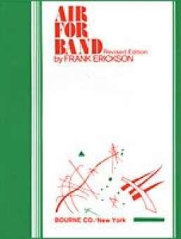 Air for Band Frank Erickson