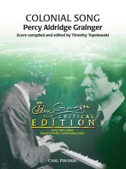 Colonial Song Percy Aldridge Grainger