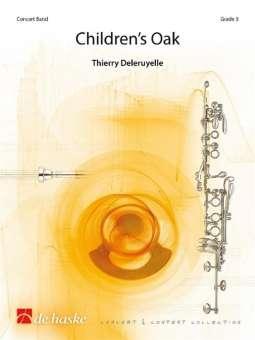 Children's Oak Thierry Deleruyelle