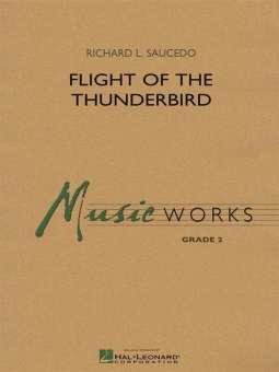 Flight of the Thunderbird Richard L. Saucedo