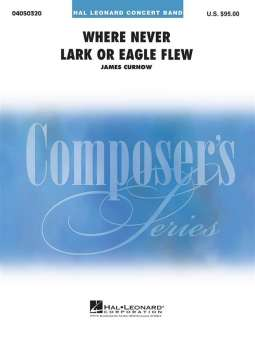 Where never lark or eagle flew James Curnow