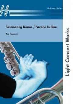 Pavane in Blue Ted Huggens