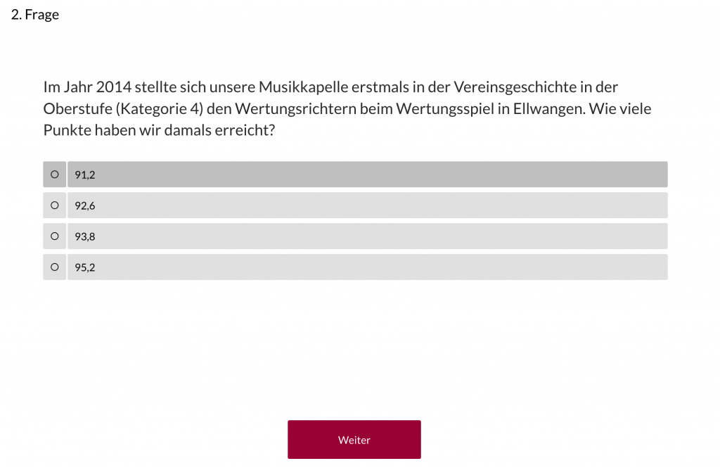 Quiz Haidgau 3
