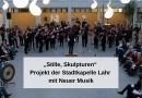 """Stille, Skulpturen"" – Projekt der Stadtkapelle Lahr e.V. mit Neuer Musik"