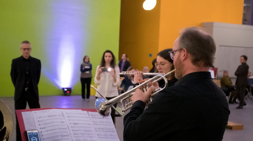Stadtkapelle Lahr Neue Musik bedeutet