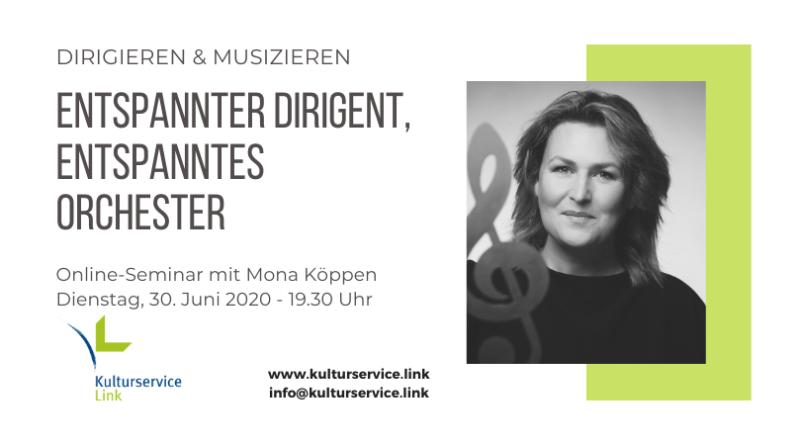Mona Köppen Entspanntes Orchester