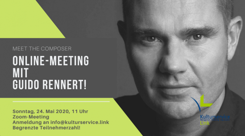 Online-Meeting mit Guido Rennert! Facebook