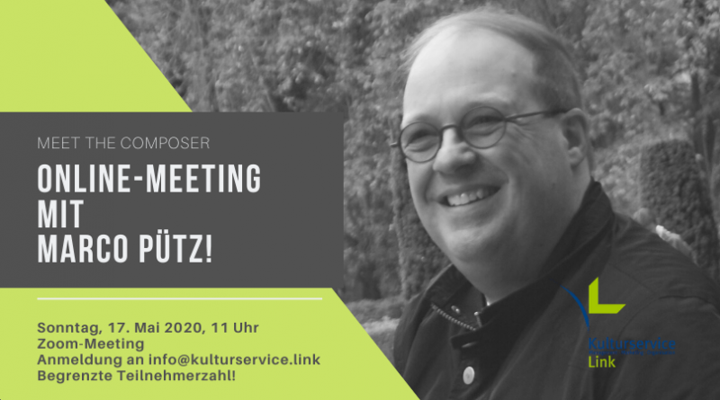 Online-Meeting mit Marco Pütz! Facebook