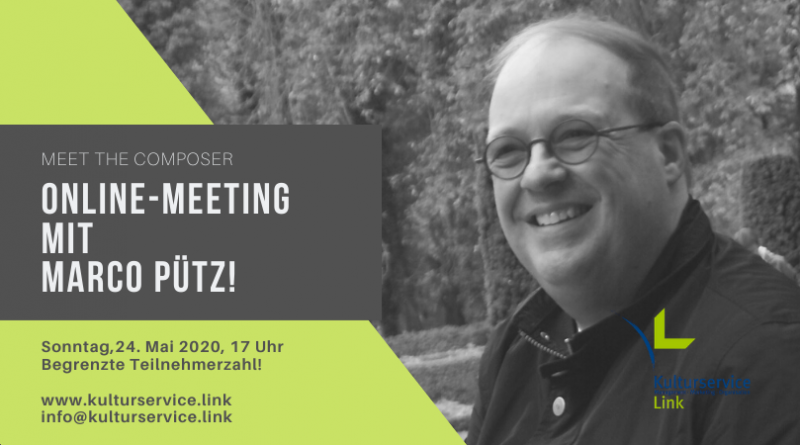 Online-Meeting mit Marco Pütz! Facebook(1)