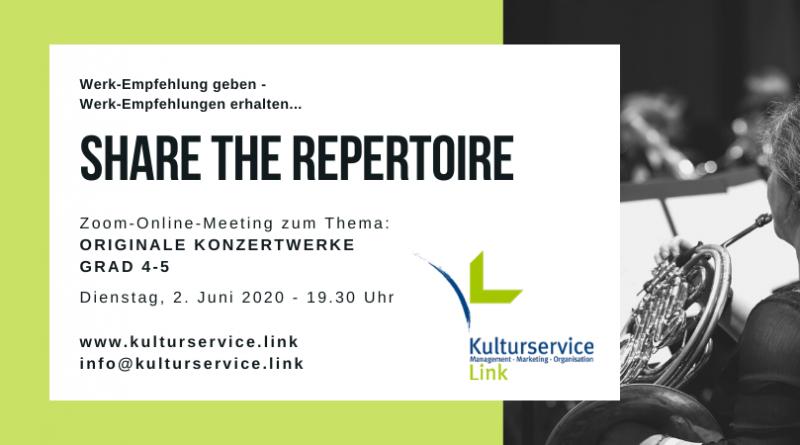 Share the Repertoire Werke Grad 4-5 Facebook(2)