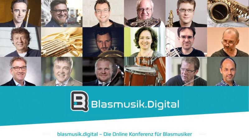 BDB Blasmusik.digital Online-Konferenz