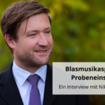 Blasmusikaspekte Probeneinstieg Niki Wüthrich