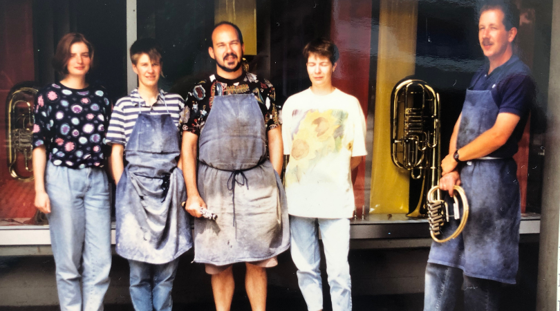 Mitarbeiter und Chefs (1994)