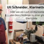 Uli Schneider Klarinetten-Nerd