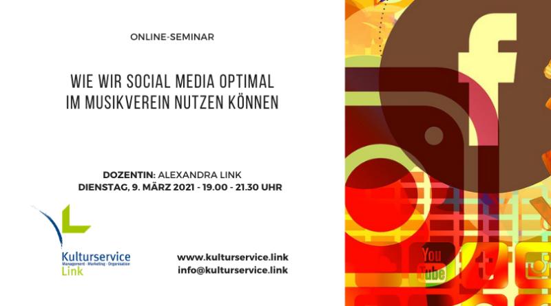 Online-Seminar Social Media