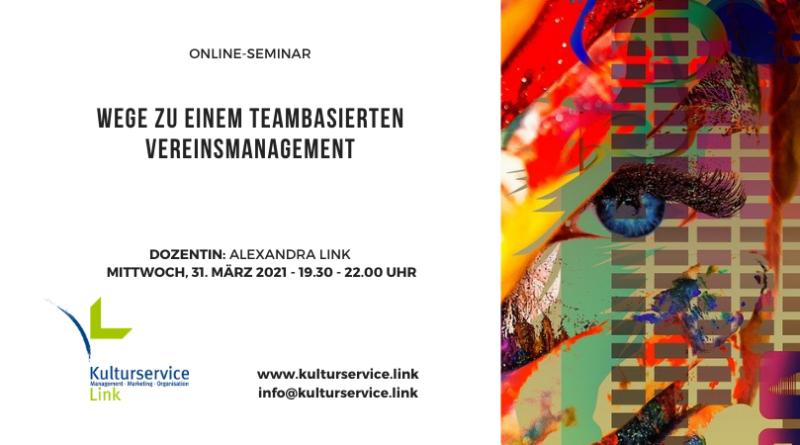 Online-Seminar Vereinsmanagement