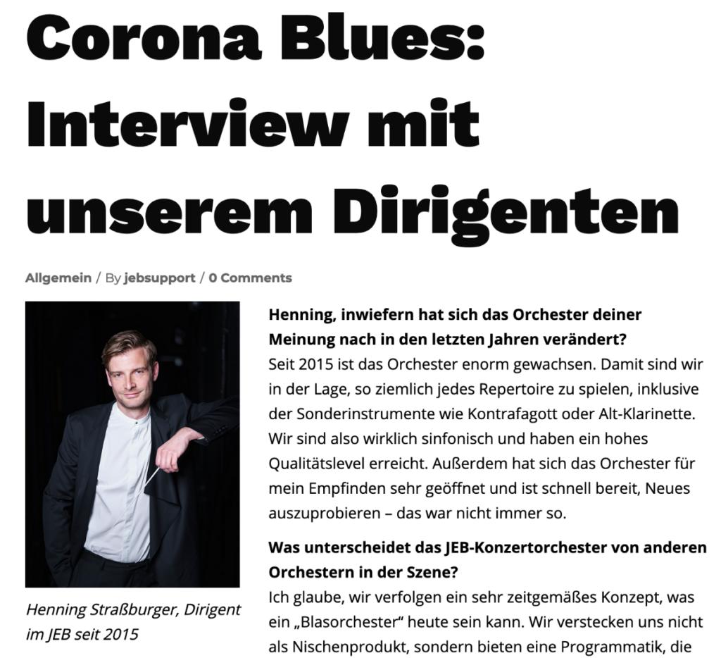 Interview Henning Klingemann