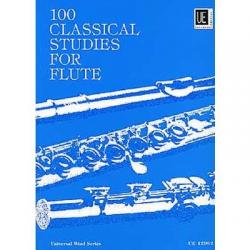 Vester 100 Classical Studies for Flute