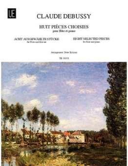 Debussy 8 ausgewählte Stücke