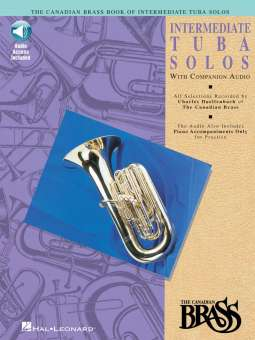 The Canadian Brass Book of Intermediate Tuba Solos