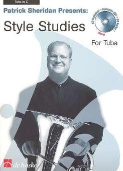 Patrick Sheridan Style Studies for Tuba