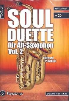 Soul Duette für Alt-Saxophon