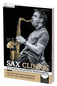 Thorsten Skringer Sax Clinics