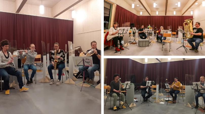 Neustart mit kleinen Ensembles