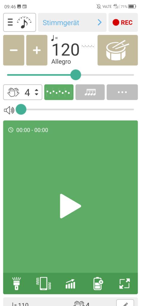 Soundcorset
