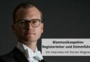 Blasmusikaspekte: Registerleiter und Stimmführer im Sinfonischen Blasorchester