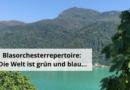 Blasorchesterrepertoire: Die Welt ist grün und blau…