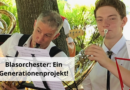 Blasorchester: Ein Generationenprojekt!